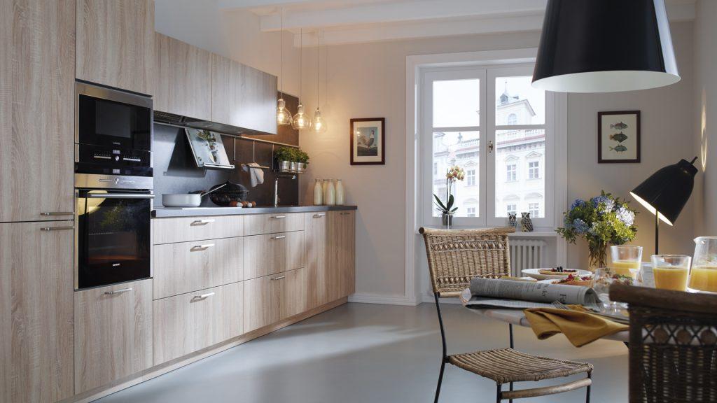 Muebles de cocina Santos: diseños que favorecen la fusión de ...