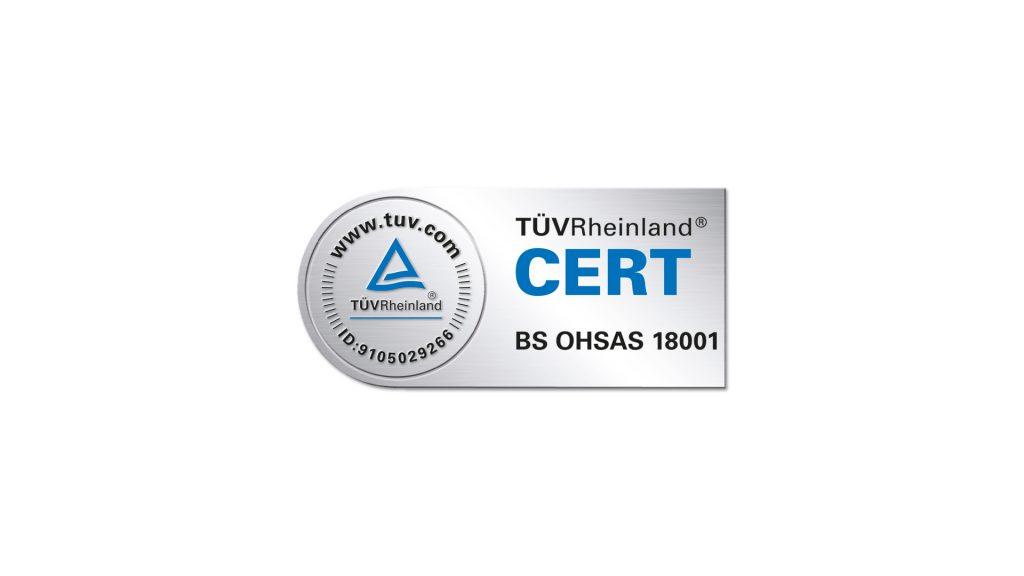 Certificación seguridad y salud OHSAS 18001 Santos