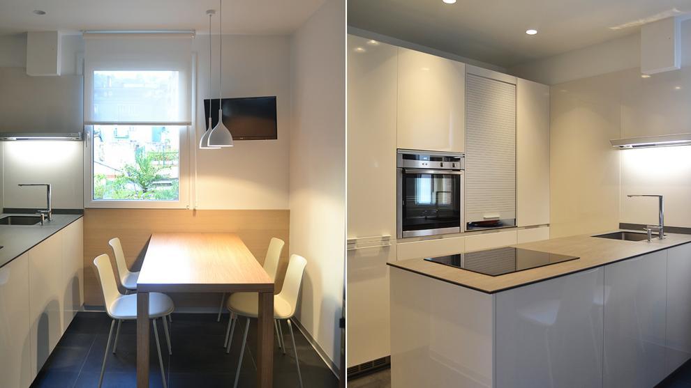 Drie Zones Keuken : Keukens santos functionaliteit in grote en kleine ruimtes santos