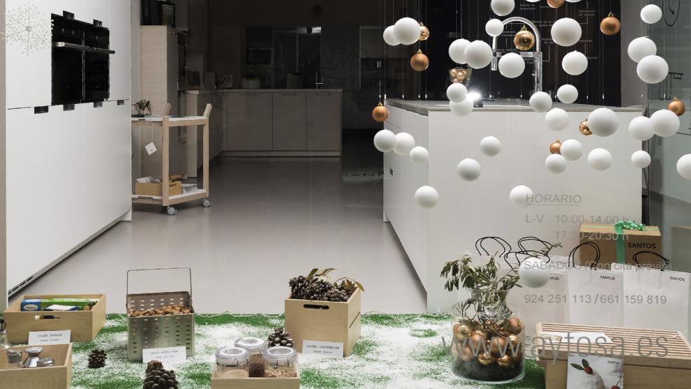 Cocinas Badajoz | Aytosa Santos Kitchen Store In Badajoz Presents Their Decoration