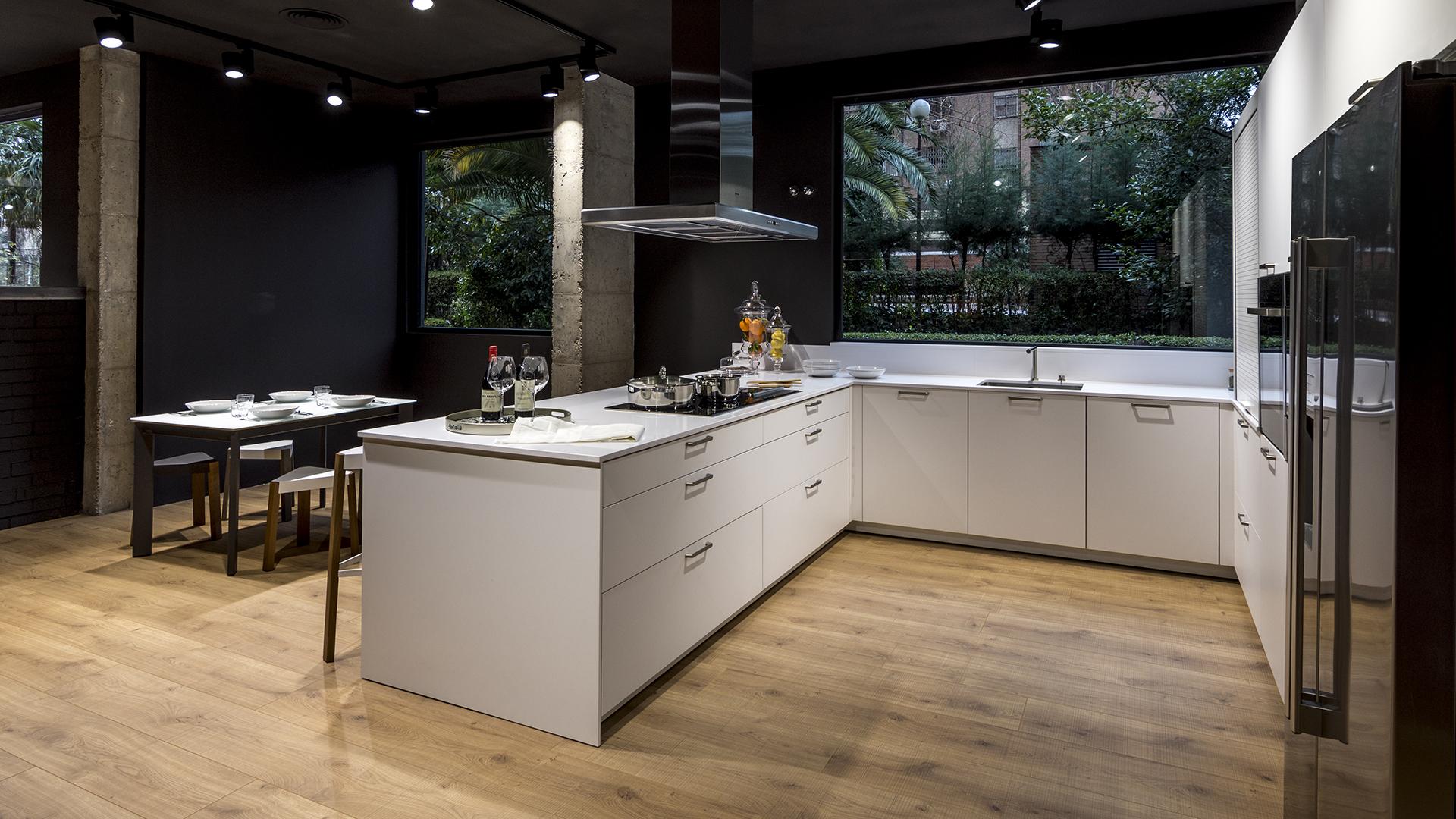 Santos Vaguada, nueva tienda exclusiva de cocinas Santos en Madrid ...