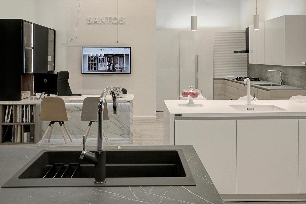 Estudio 7, nouveau magasin exclusif des cuisines Santos à Granada