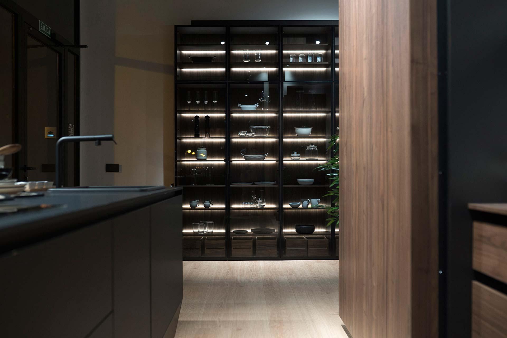 Santos Estudio Logroño, un nouveau magasin de cuisines Santos à La Rioja