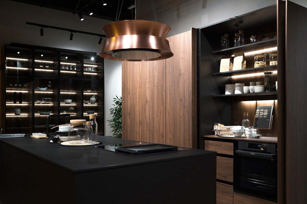 Santos Estudio Logroño, nieuwe keukenwinkel van Santos in La Rioja