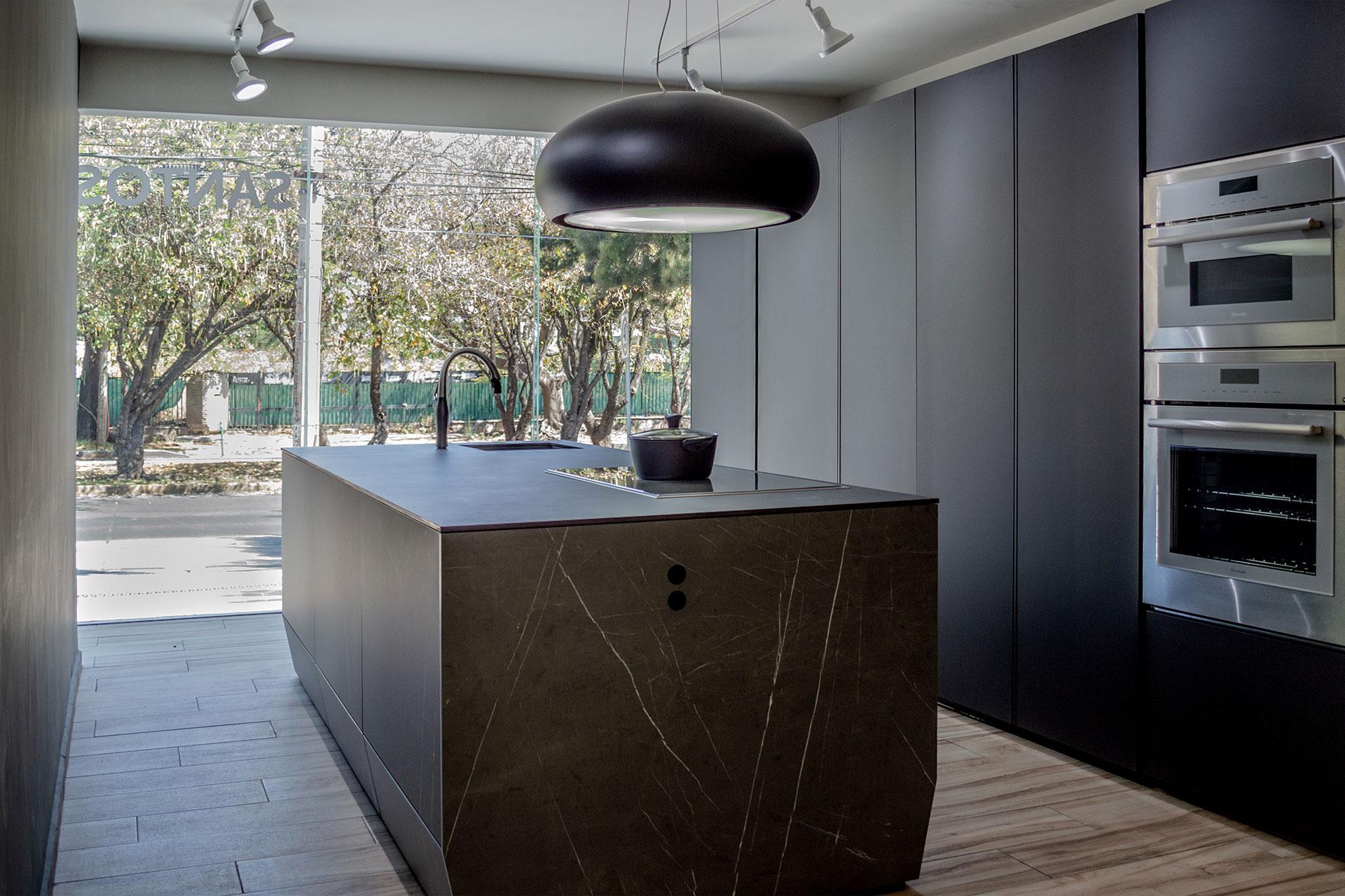 Santos Guadalajara, the new and exclusive Santos kitchen showroom in Mexico