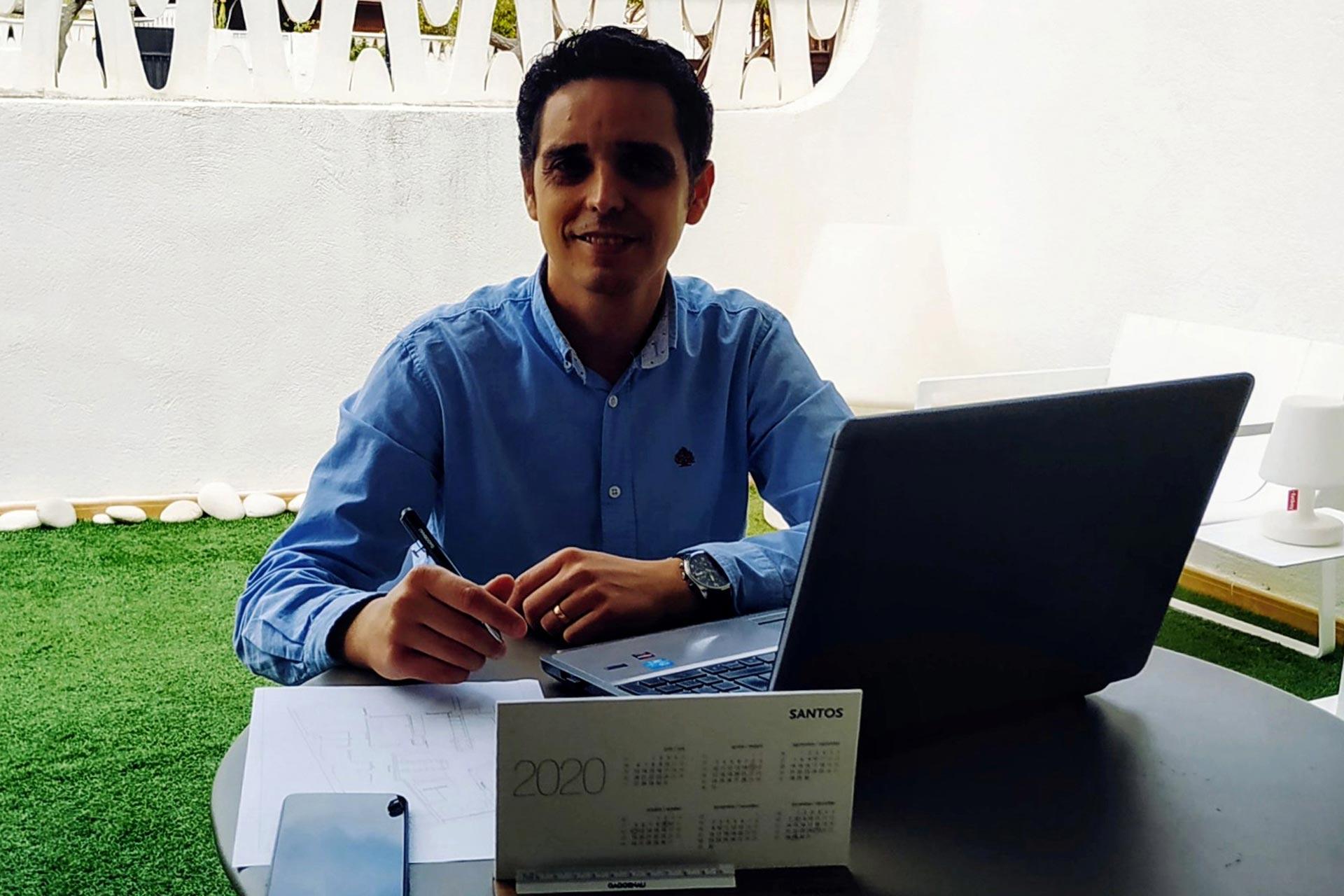 José Lombardo Morales, technisch-commercieel verantwoordelijke van Misura Studio