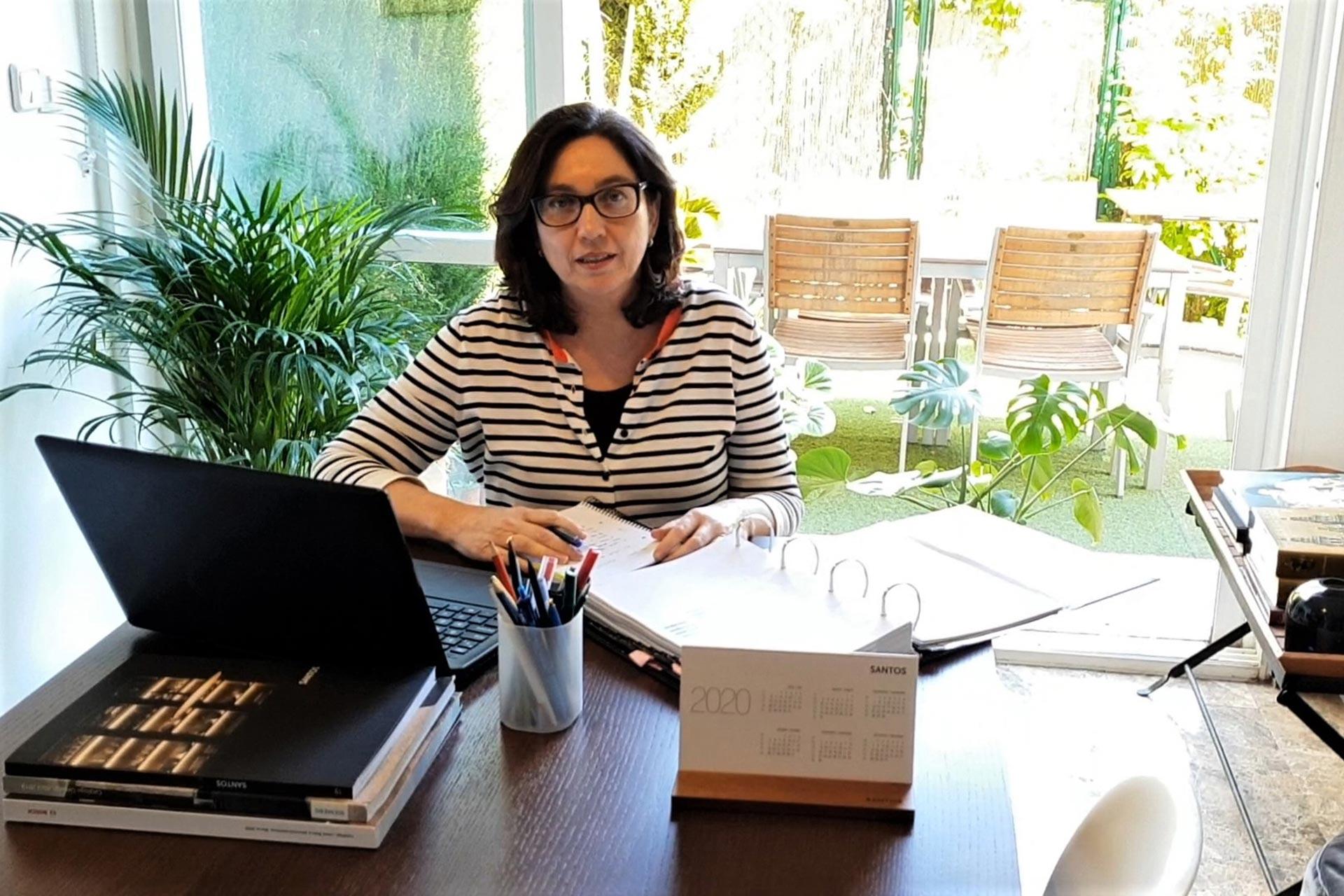 Judit Aznar, commercieel medewerker van Misura Studio