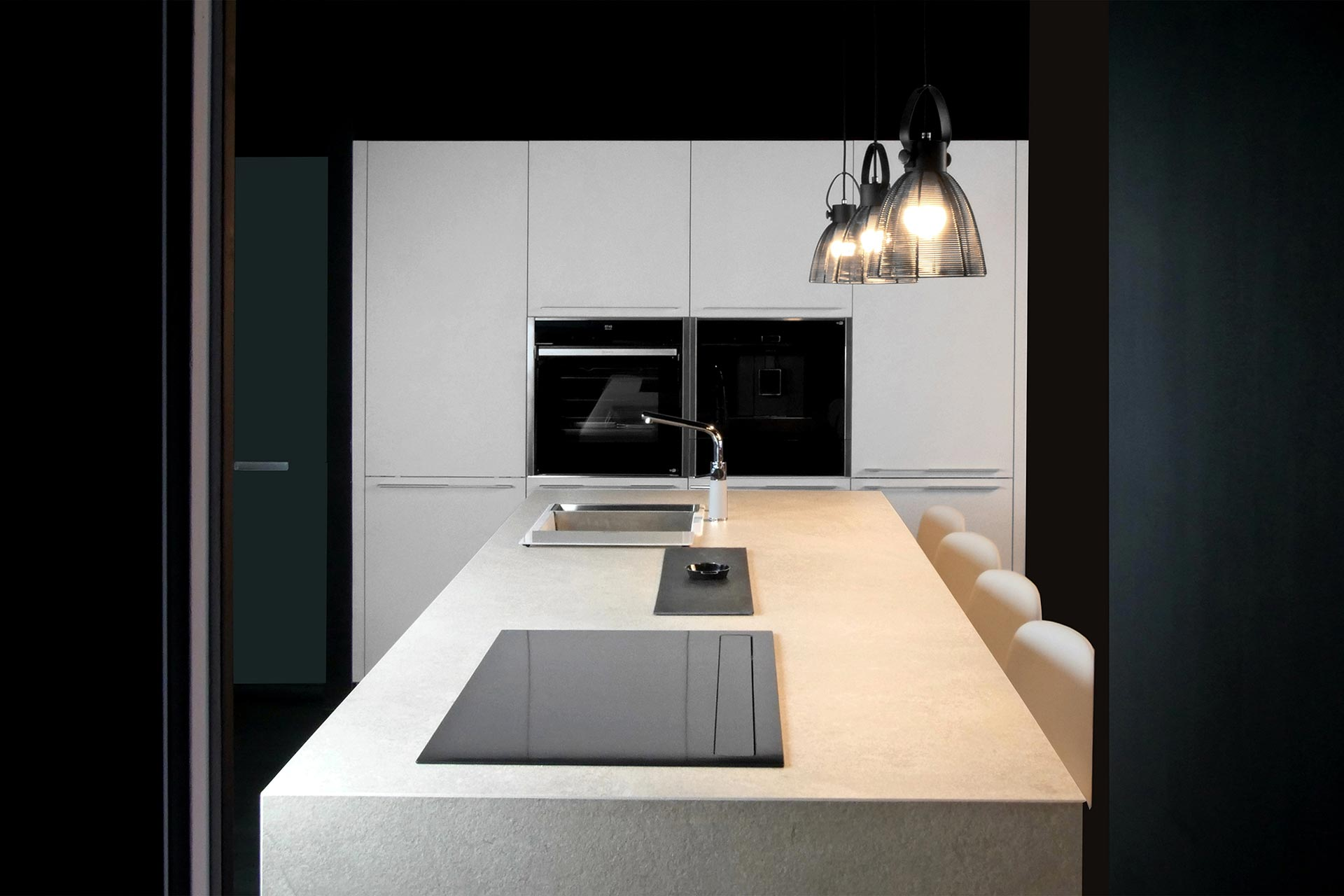 Santos Villaviciosa, the new and exclusive Santos kitchen showroom in Madrid