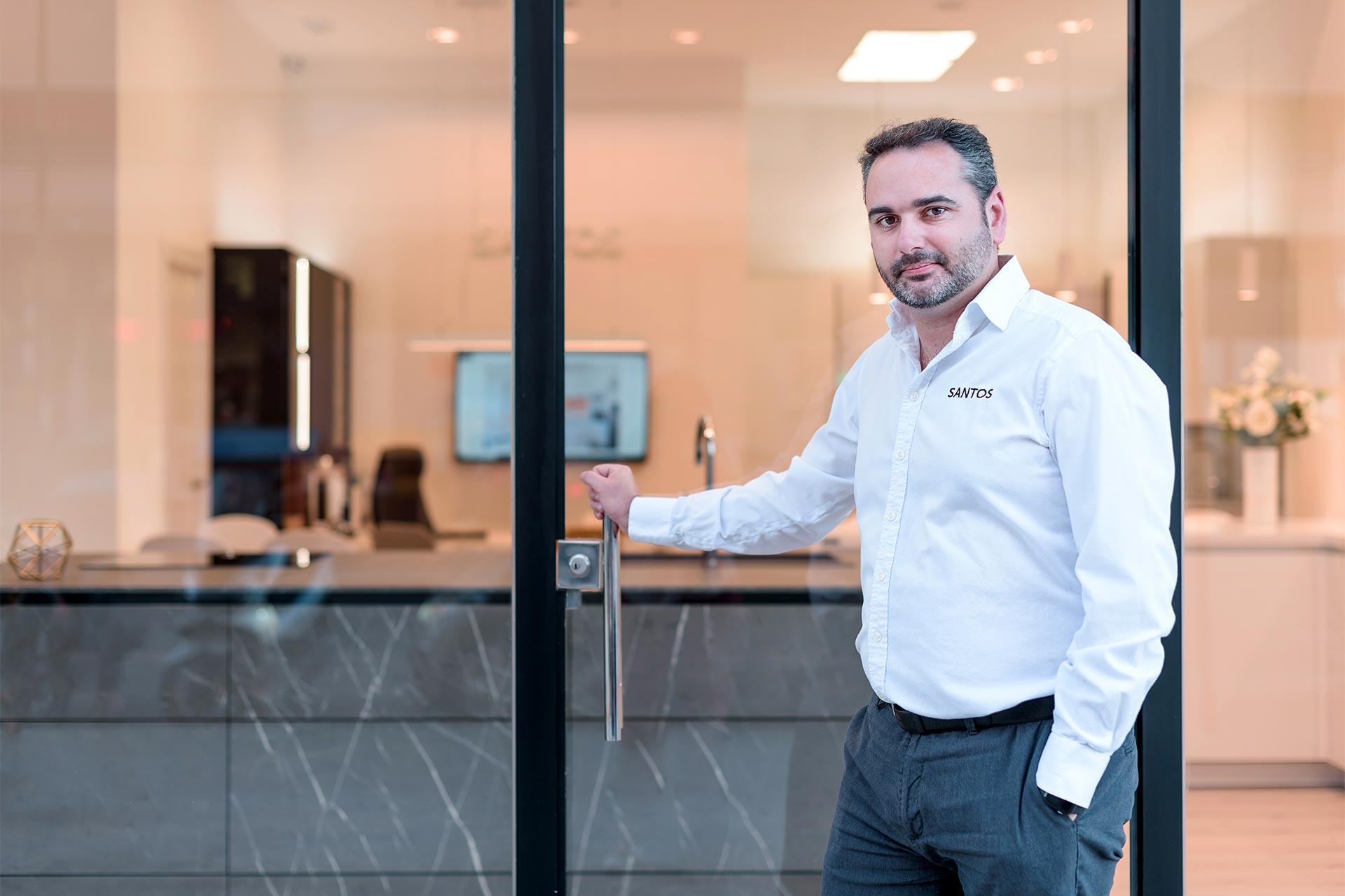 Luis Yañez Mora, gerente de Estudio 7