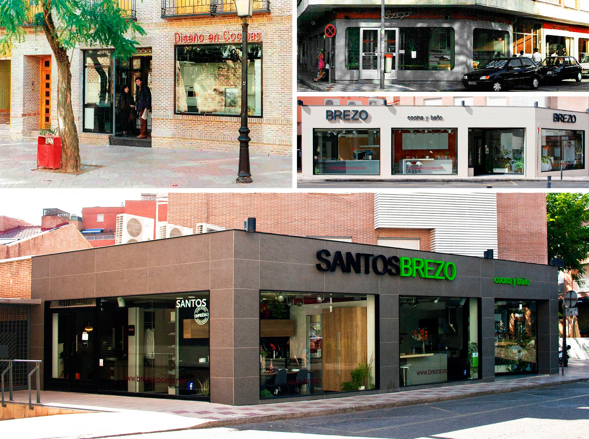 Le magasin de cuisine Santos Brezo a 30 ans