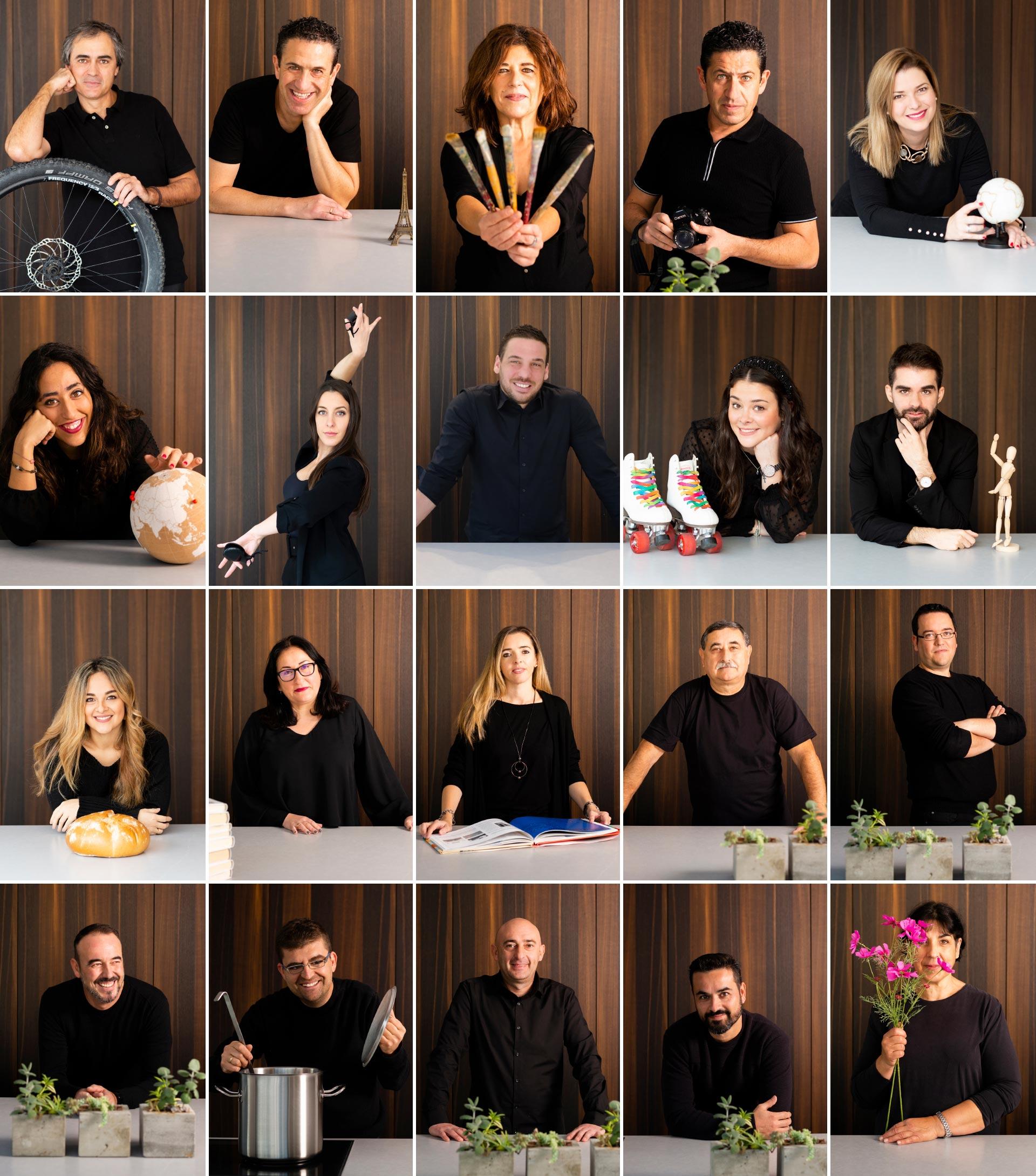The kitchen showroom Santos Brezo turns 30