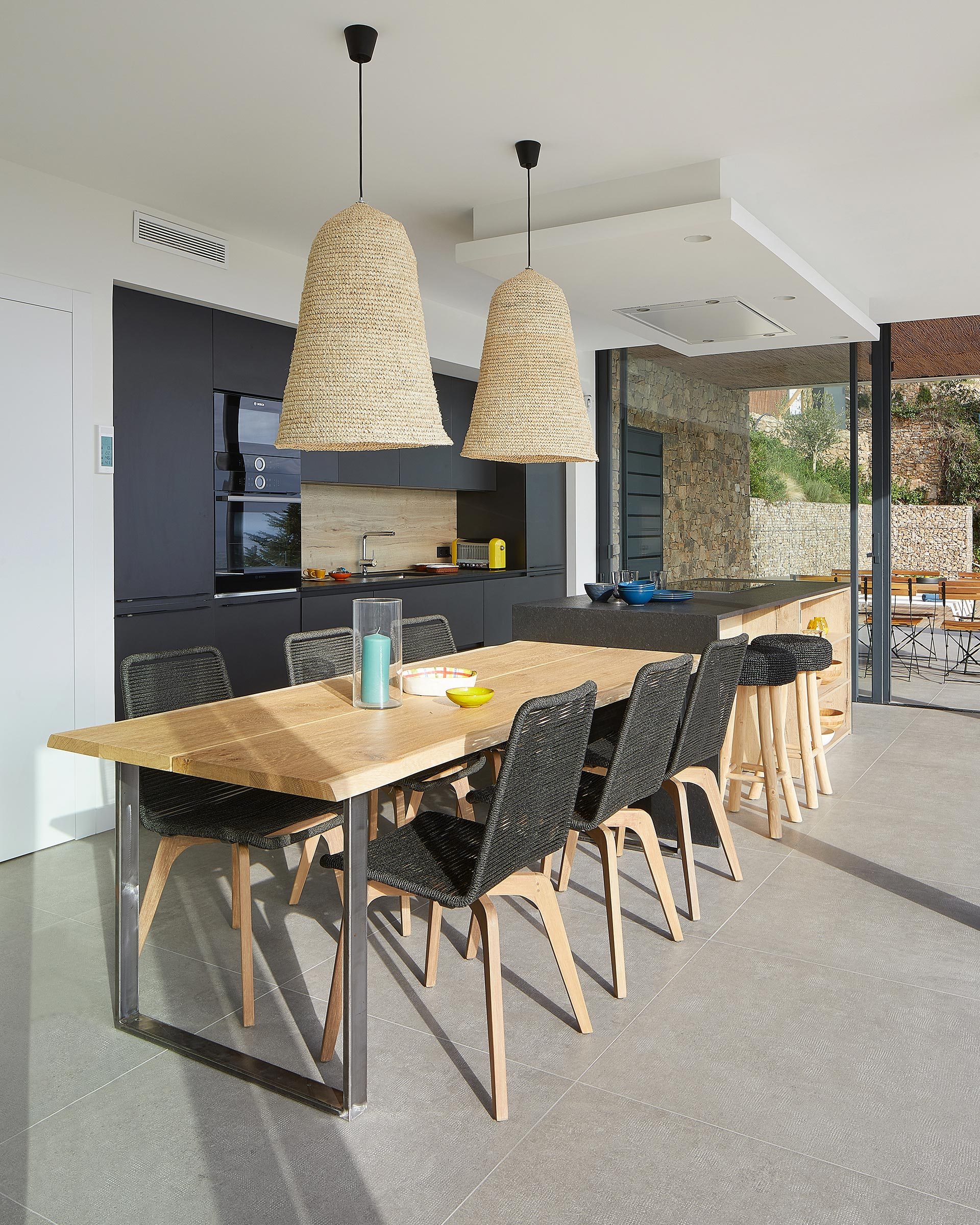 Santos kitchens in holiday homes