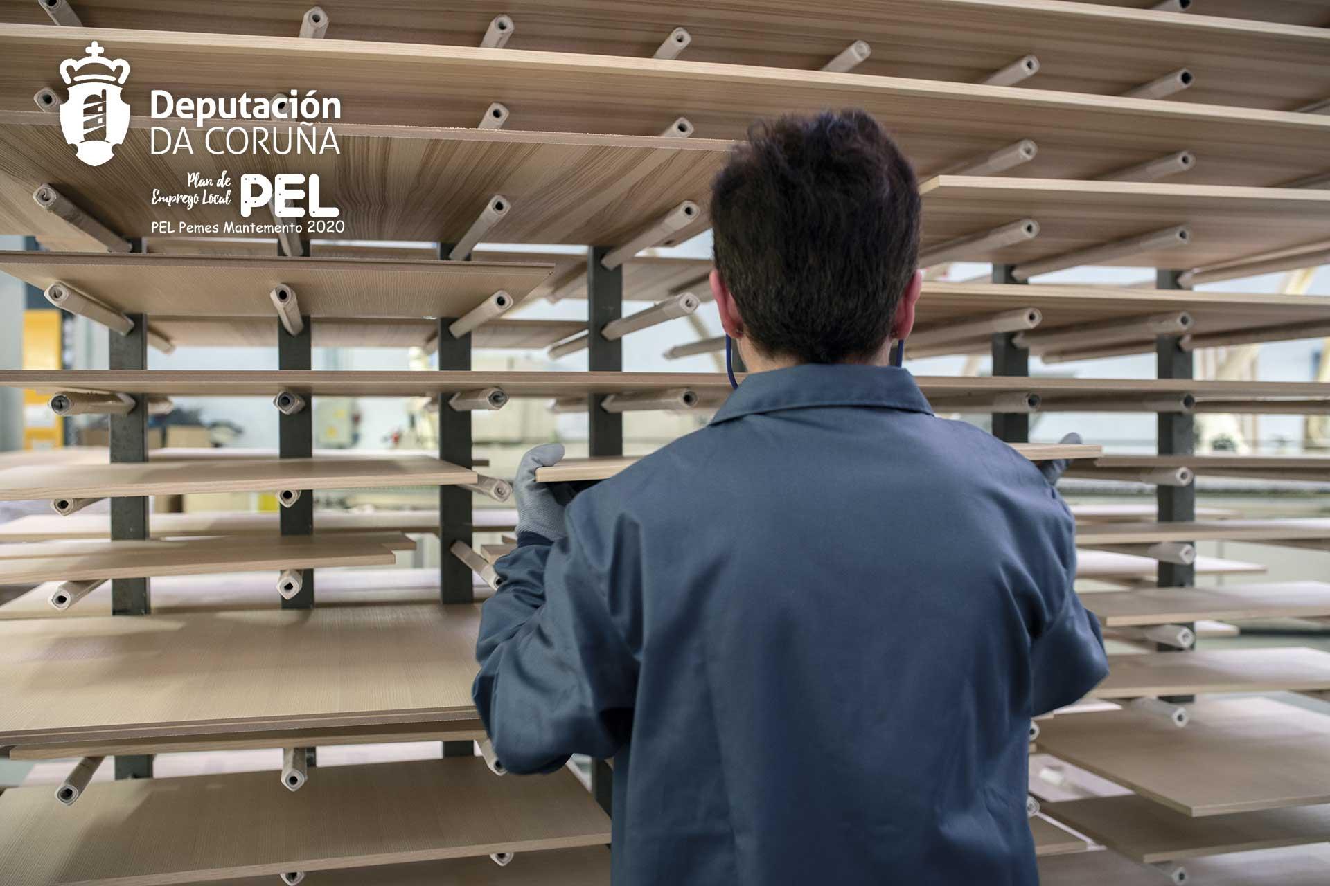 Santos Cocina y Baño SLU recibe una subvención para la creación y ampliación del cuadro de personal de pequeñas, medianas empresas y microempresas