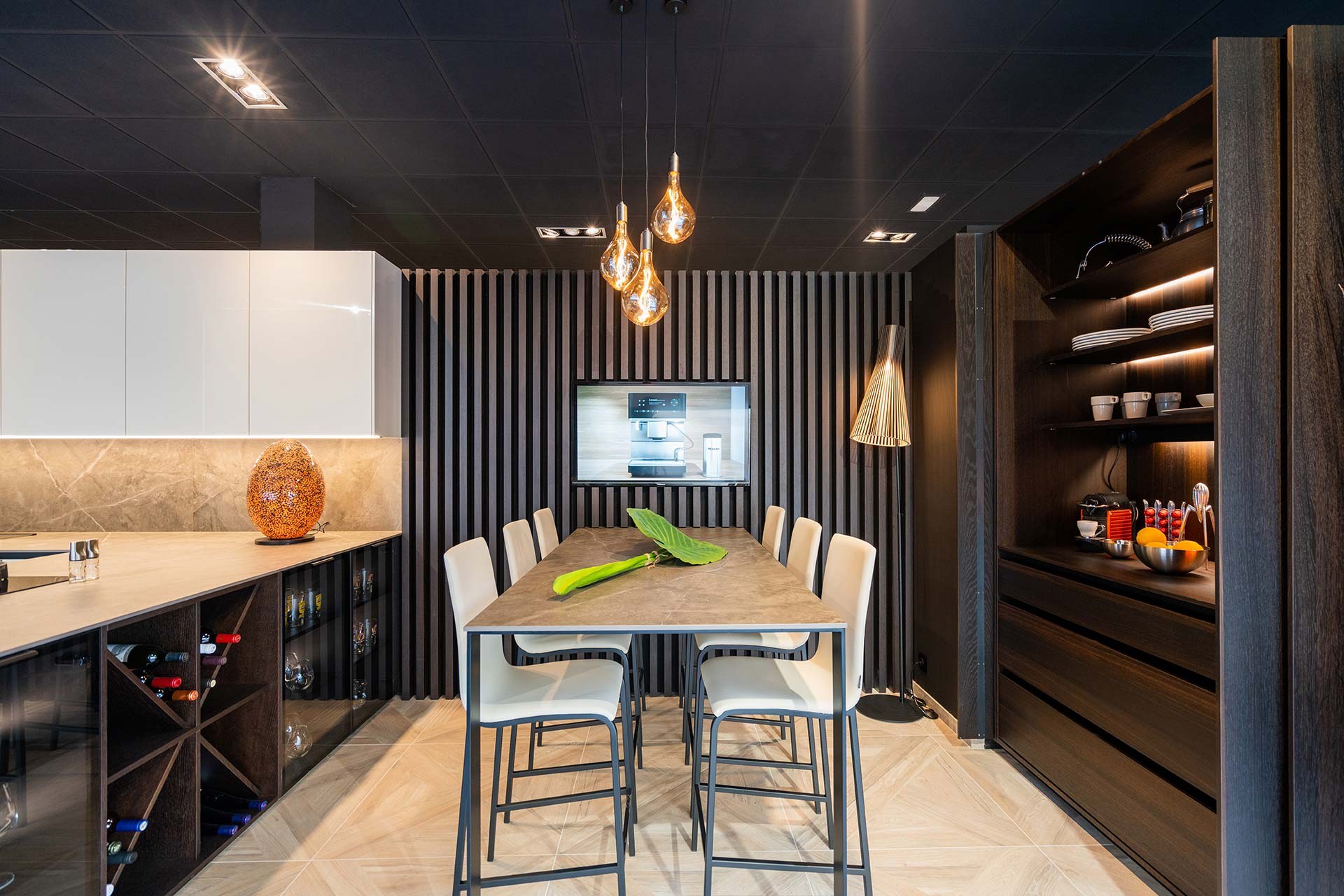 Cuines Fernández, a new and exclusive Santos kitchen showroom