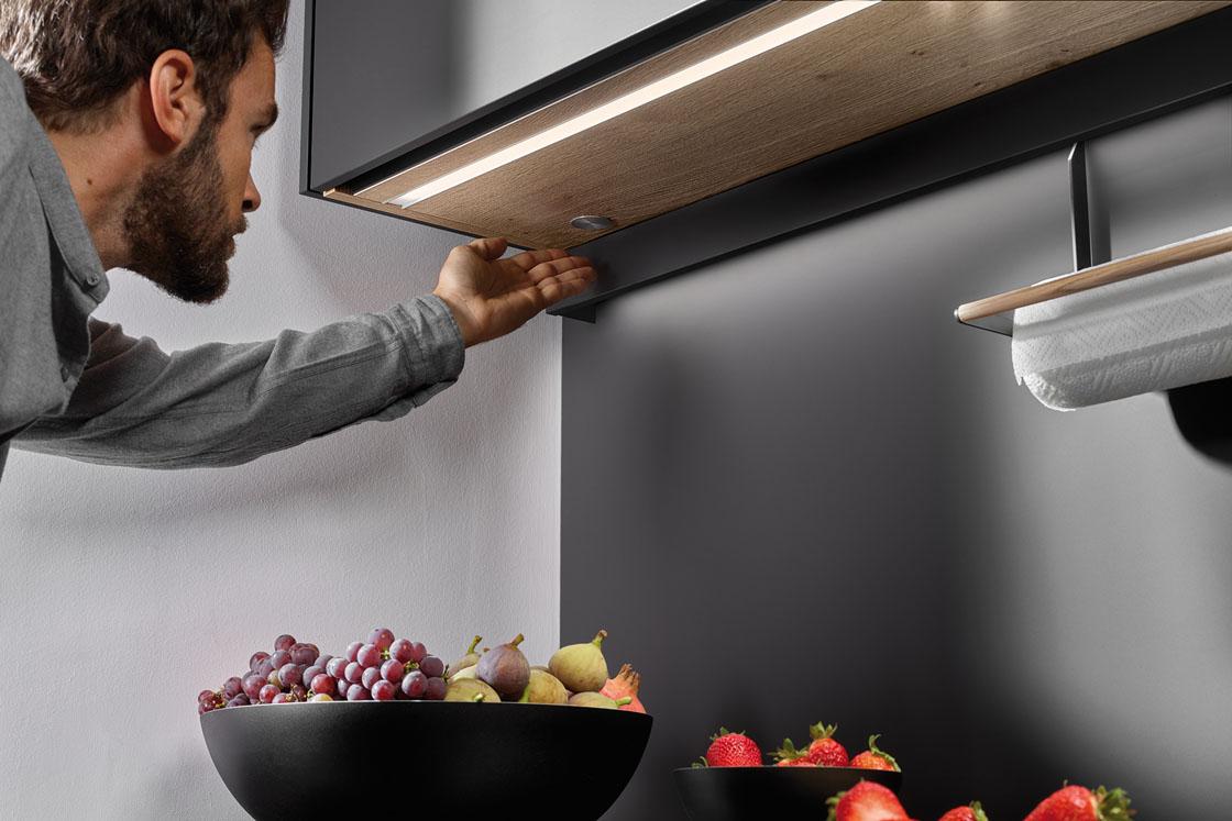 Contrôle de la qualité des cuisines Santos : les panneaux