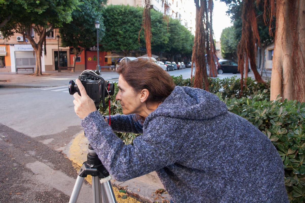 Fotógrafa Mayte Piera