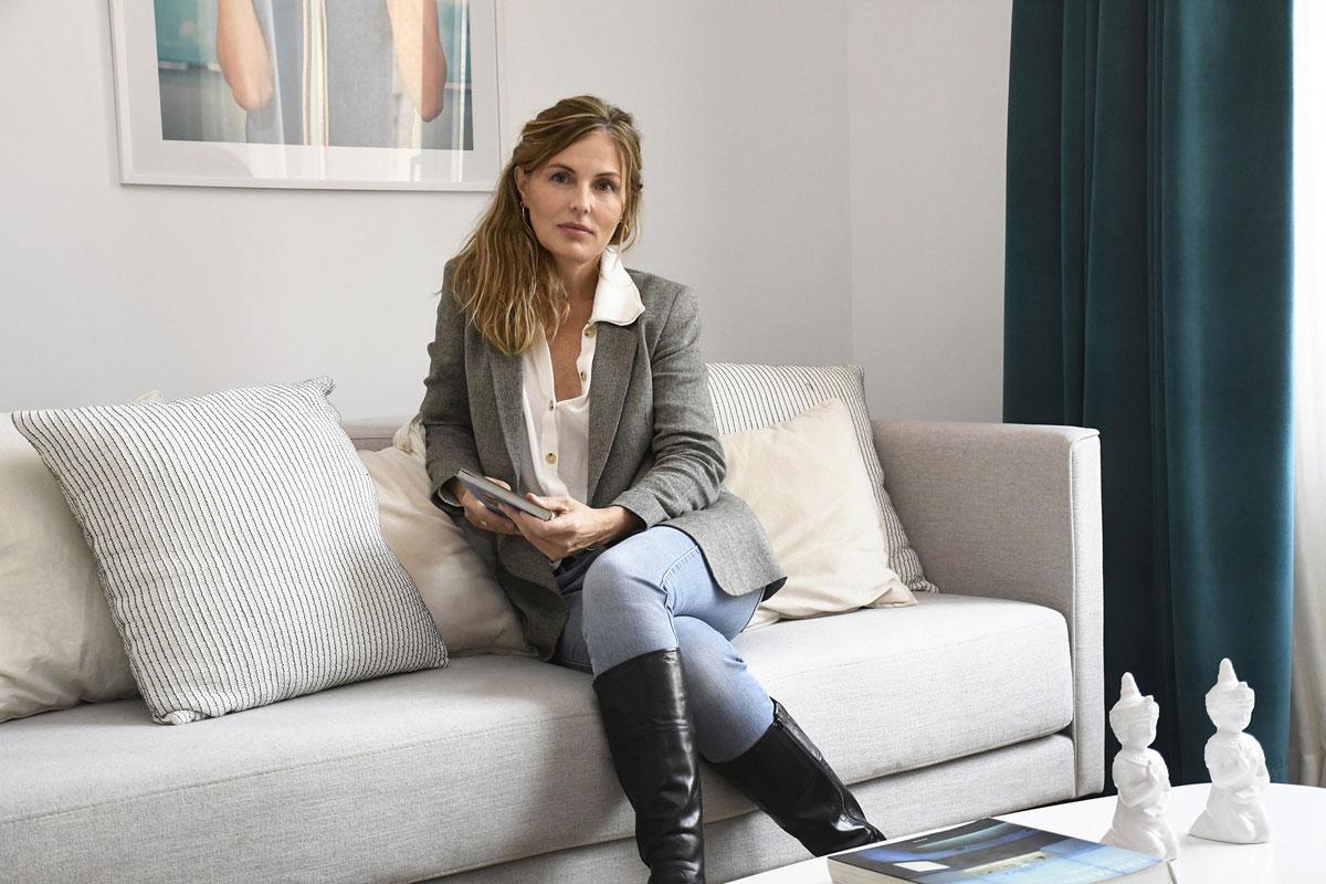 Ana Montarelo, architecte d'intérieur