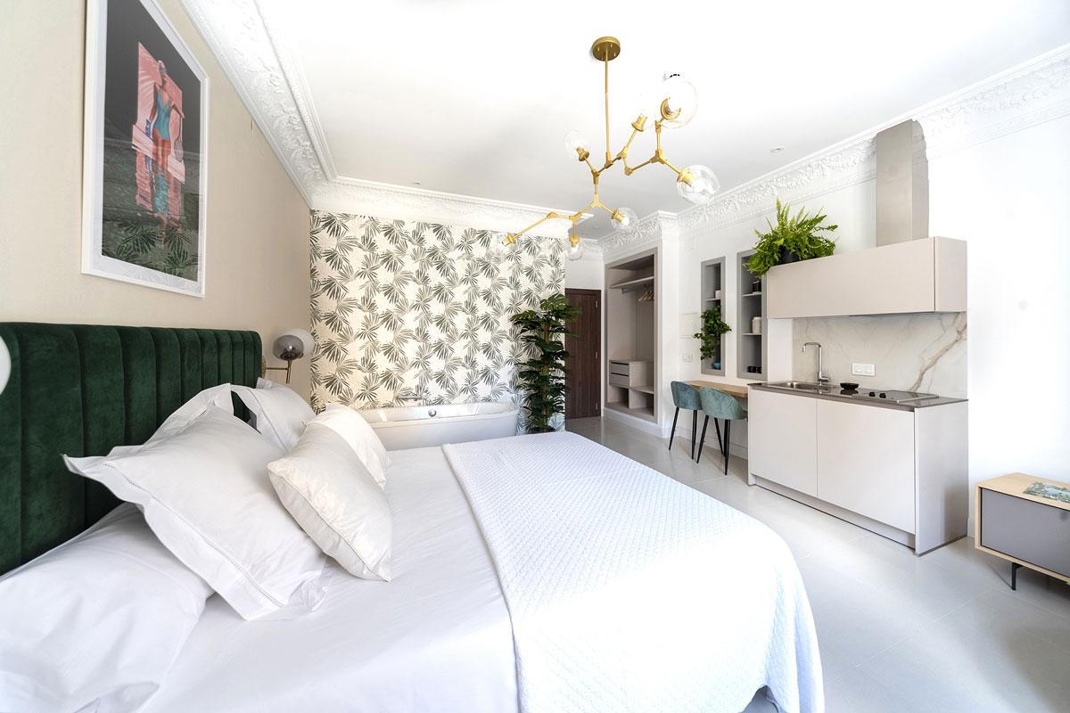 Concevoir un appartement touristique spacieux et lumineux