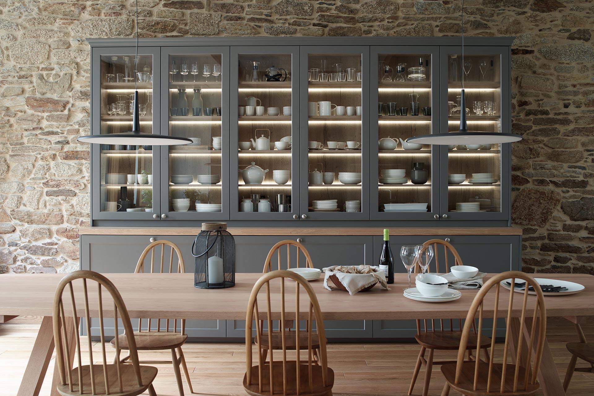 mueble-vitrina.aparador-paneles-led-integrado-cocina-y-salon-santos