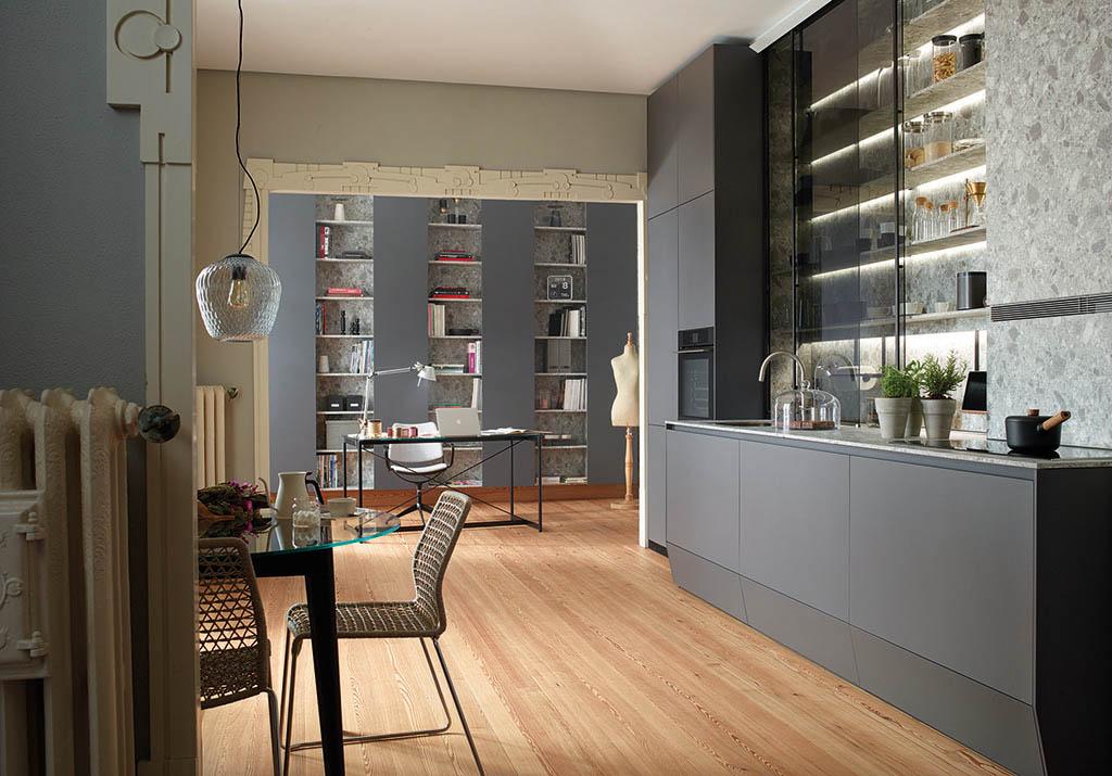 Nueva colección de mobiliario de cocina Santos: soluciones únicas ...
