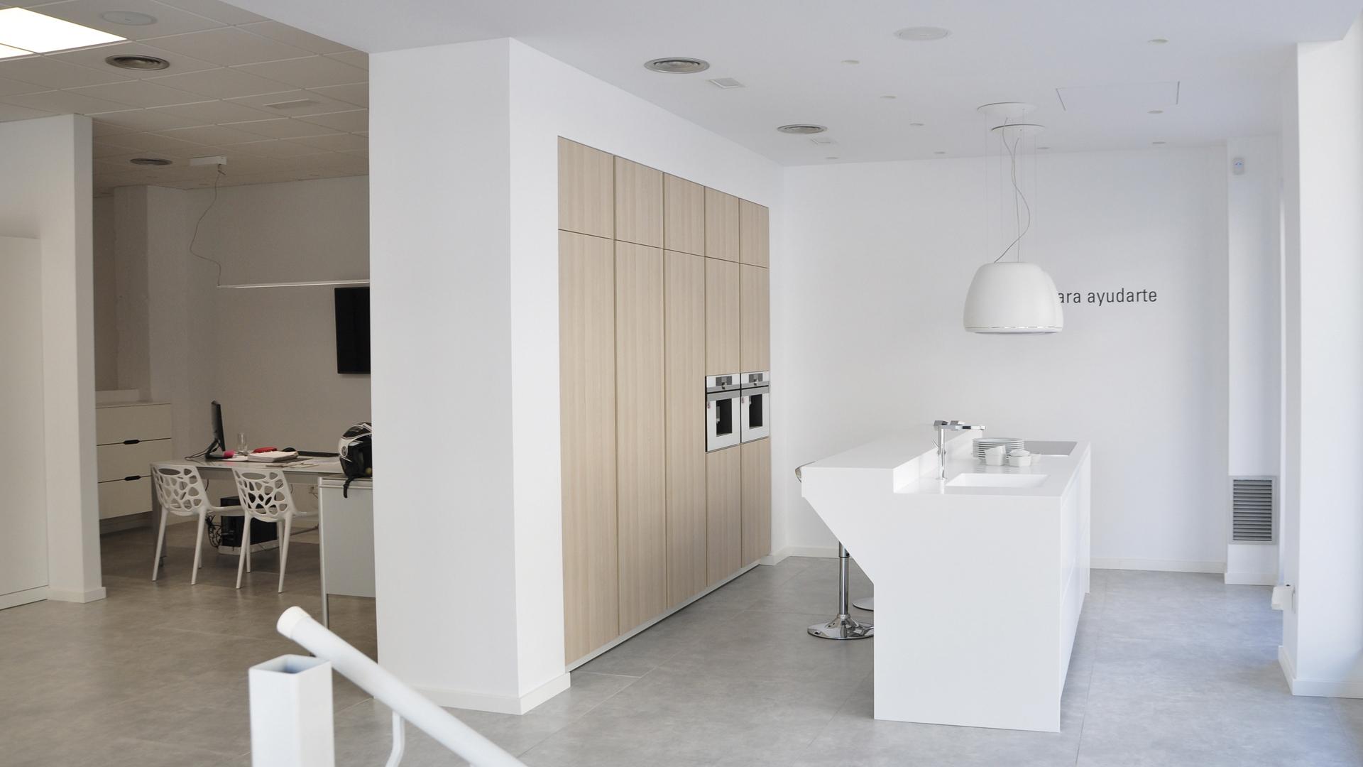 Santos Vigo, nueva tienda exclusiva de la marca de cocinas Santos en ...