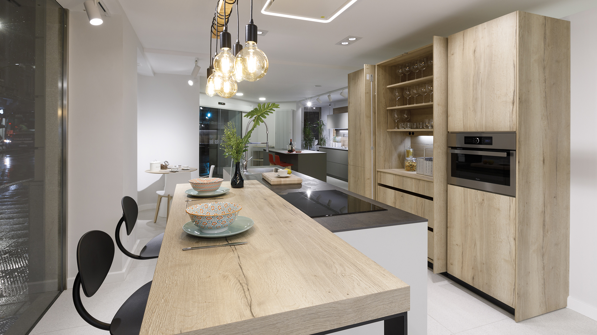 Coruña Interiores, nueva tienda exclusiva de cocinas Santos en A ...